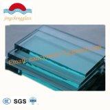 Online Van uitstekende kwaliteit van de Fabriek van China/Zilverachtig laag Aangemaakt Glas Offline/Doule