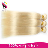 De hete het Verkopen 613# Blonde Rechte Uitbreiding van het Menselijke Haar Indain