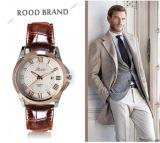 中国の腕時計の工場父およびボーイフレンド4カラー高品質の水晶のための直接安い価格の人のギフトの腕時計