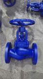 DIN de hierro fundido de la válvula de globo (J41H-PN16).