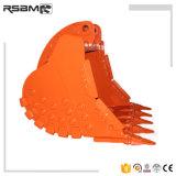 Excavadora de alta calidad HD Cucharón para roca con dientes de la cuchara Esco