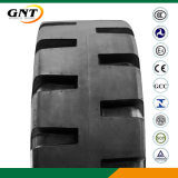 Pneu tous terrains du pneu en nylon OTR de chargeur (1400-20 1600-20)