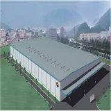 Qualitäts-vorfabrizierte Stahlkonstruktion-Werkstatt