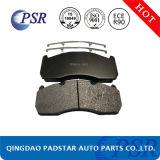 Norme européenne en matière de Pièces de Rechange Auto AAC Camion29126 Plaquette de frein à disque