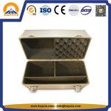 Caso di alluminio del gioco di sport di memoria dell'oro (HS-7001)