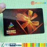 13.56MHz MIFARE DESFire EV1 2K RFID NFC 지능적인 RFID 카드 인쇄