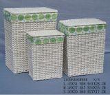 (BC-ST1058) Handcraft il cestino naturale di memoria del salice