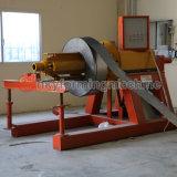 Aço automática hidráulica Decoiler China Fabricante da Máquina