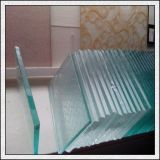 duidelijk/Gekleurd/Berijpt 15mm Aangemaakt Antislip Glas/Antislip/AntislipGlas