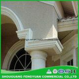 Цемент украшения стены виллы покрывая прочный профиль уравновешивания EPS отливая в форму