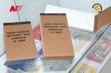 Papier Required de NCR de papier Np-034 de papier-copie de carbone sans carbone pratique non