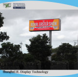 P6 publicidade exterior a cores de LED do painel da tela