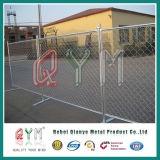 Temp Qym-Provisório da cerca que cerc a barreira do controle de multidão