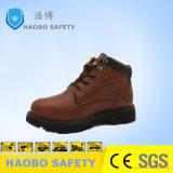 Pattini di sicurezza d'acciaio della punta di vendite della fabbrica del Mens caldo del rifornimento