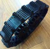 El robot oruga de caucho (50*20*46) para Proyecto ampliamente