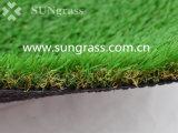 gazon de synthétique de 35mm pour le jardin ou l'horizontal (SUNQ-HY00128)