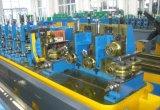 Cadena de producción del tubo de la soldadura del surtidor del oro para la exportación