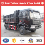 T260 6X4 25tのダンプカートラックのダンプトラック