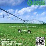 農業の移動可能な旅行者の潅漑の機械によって使用される中心のピボット用水系統