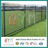 Декоративные дешевые стальные Ограждения панели /ограды из кованого железа панелей для продажи