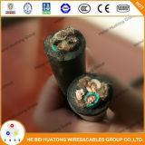 Öl-Widerstand-Parallelwiderstand-Isolierung CPE der UL-Bescheinigungs-600V umhüllte 3 Kern 12 Kabel AWG-Lehre10 AWG-Lehre8 AWG-LehreSoow