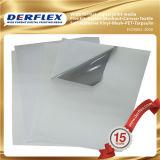 Vinyle adhésif PVC gris ou noir Retour