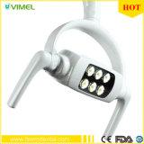 Lampe médicale dentaire légère orale d'exécution