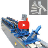 Light Gauge Furring Chanel Roll Forming Machine-Ceiling Furrging Machine-
