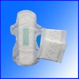 Le coton biologique féminin serviette hygiénique pour dame
