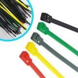 Attaches de câble en acier inoxydable Nom du produit et le matériel en acier attaches de câble en acier inoxydable