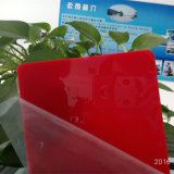 1220 x 2440мм 3мм преобладающего цвета акриловый лист для медицинских