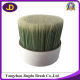 Depresión de la fibra sintetizada del filamento del animal doméstico de PBT afilada para el cepillo de pintura