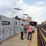 Innovatieve Zonne Openlucht Lichte LEIDENE van het Product Schijnwerper voor Straat