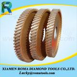Granite, Marble Sandstone를 위한 질 Diamond Profiling Wheels