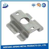 Pièce de estampage en acier de fabrication de tôle d'OEM avec galvanisé/plaquant