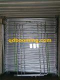Barreras galvanizadas del control de muchedumbre de la INMERSIÓN caliente