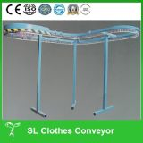 기계, 기계 (SZ)를 운반하는 쉬운 운영한 의복 세탁물을 운반하는 의복