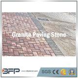 Естественный булыжник плитки сада гранита/вымощая камень для напольного ландшафта