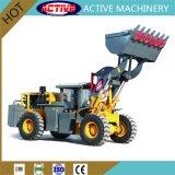 AL926 2 Ton Mini Carregadeira subterrânea com preço de fábrica para venda