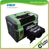 CE approvato T-Shirt A3 Stampante Dimensioni 5760 dpi Max con CISS sistema di inchiostro a colori per tessuto