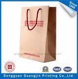 Packpapier-Einkaufen-Träger-Beutel Qualitätbrown-