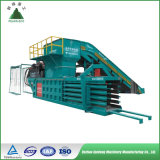 China-Hersteller-Karton-Komprimierung-Ballenpreßmaschine
