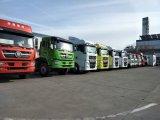 Shantou Deca Sitrak C5h 310 마력 트랙터는 대만 주요 시장을 분해한다