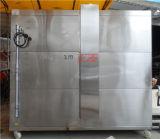Pão industrial três do revestimento protetor do gás luxuoso cozimento do forno de 3 plataformas (ZMC-312M)