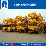 Titan-Fahrzeug - Terminalchassis-Schlussteil-LKW 40 Tonnen