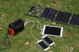 Leve o gerador de energia solar 100W 155Wh Home Use Powerstation Solar