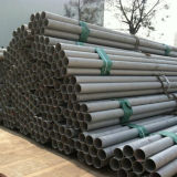 Tubo de acero inoxidable integrada/tubo (304/304L/304H)