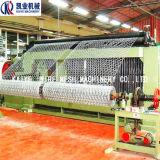 Máquina para hacer punto del acoplamiento automático de Gabion