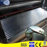 Chapa de aço galvanizada ondulada com largura do preço 900mm