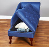 Conjunto vibrante de lujo del sofá de la sala de estar de los muebles del Recliner del masaje